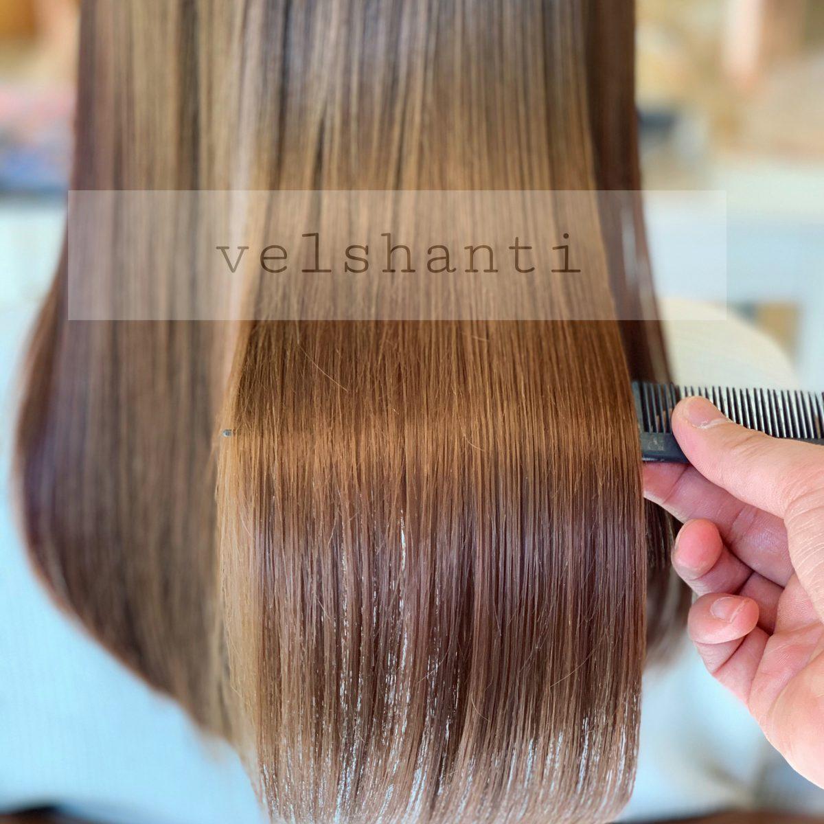 新髪質改善、velshanti(ヴェルシャンティ)って??