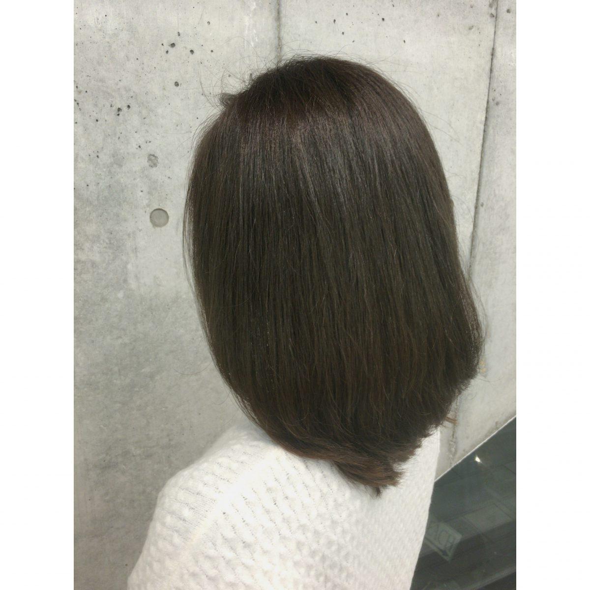 《明るい白髪染め》イルミナカラーで白髪染めを☆★