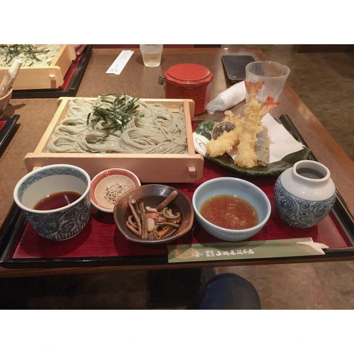 カムバック東京☆ 〜新潟食レポ編〜
