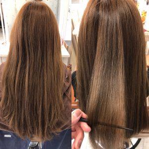 【サイエンスアクアという美髪へアプローチ】