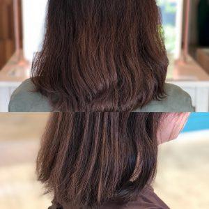 本当の「扱いやすさ」の為の髪質改善