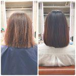 もう髪質改善で騙されたくないアナタに!クセも扱いやすく、新髪質改善ストレート✩