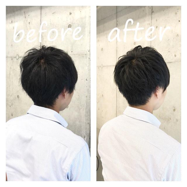 メンズも季節によって髪型を変えるのか?🤔